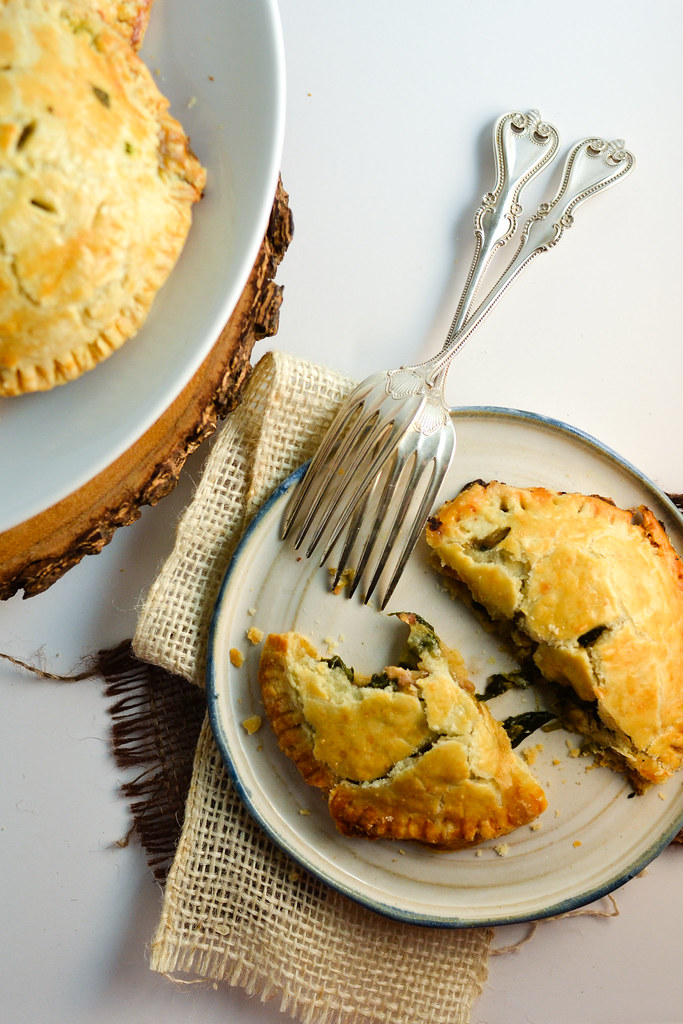 Spinach and Pancetta Hand Pies | Things I Made Today