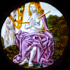 St Sebastian (continental, 17th Century)