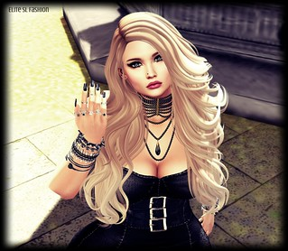 Look No. 61 // Those Were The Days | by Chloe @ Elite SL Fashion