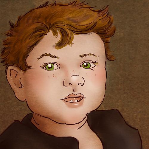 zelda baby Dean icon