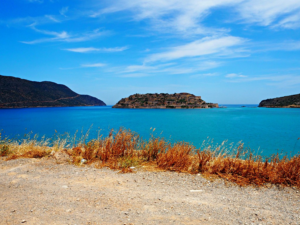 Spinalonga Island Crete Greece 22