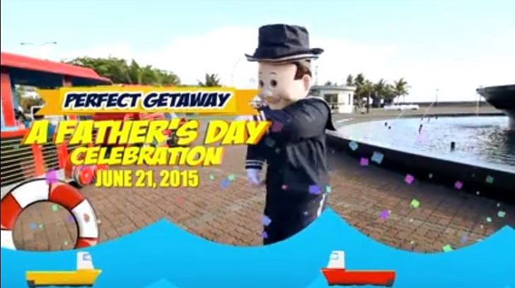 Treat your Dad at Sky Ranch Tagaytay on Father's Day!