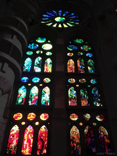 The Colors of Stained Glass