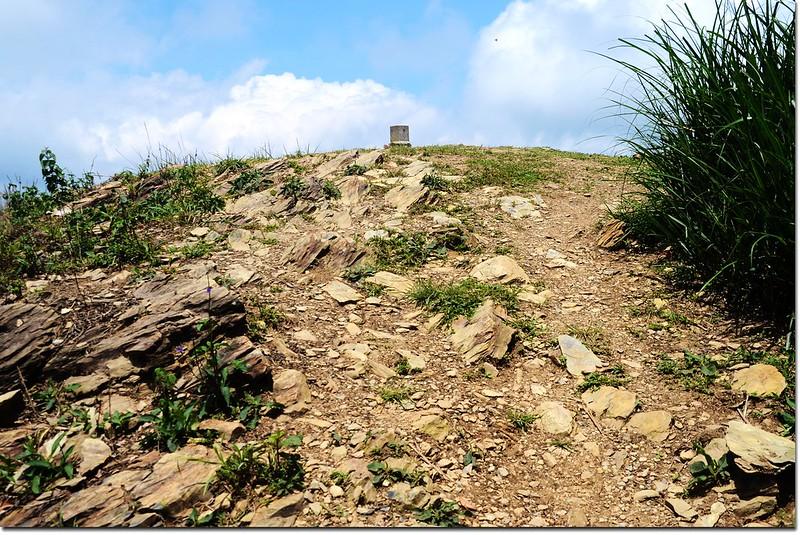 德文山山頂