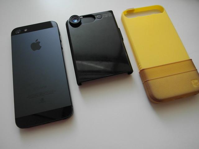 分解圖,手持的部分都黑了(羞)@JDS link iPhone 超廣角雙色手機保護殼