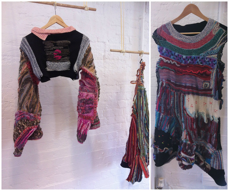 Chelsea College of Art Textile Design 3
