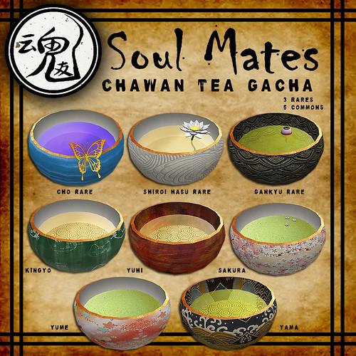 Chawan Tea Gacha Ad