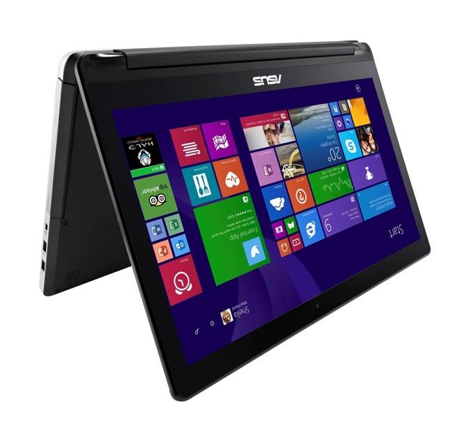 Loạt laptop '2 trong 1' ấn tượng của ASUS - 79413
