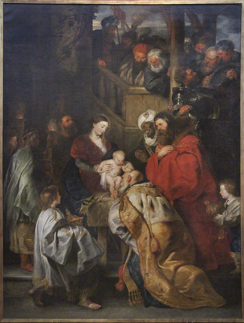 Adoration, Peter Paul Rubens atelier