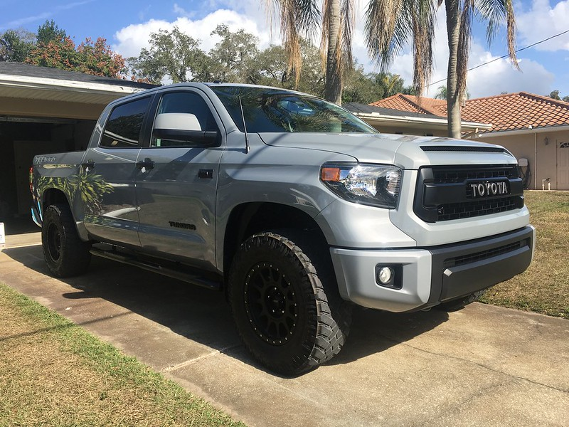 ... and back to Cement!! - TundraTalk.net - Toyota Tundra Discussion Forum
