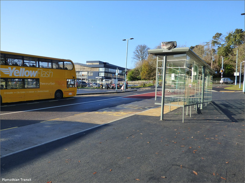 New Bus Stops