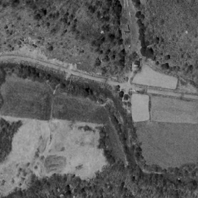 1952 Aerial View of Where I live.