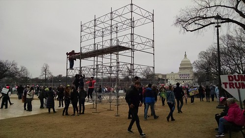 Women's March on Washington, January 21, 2017