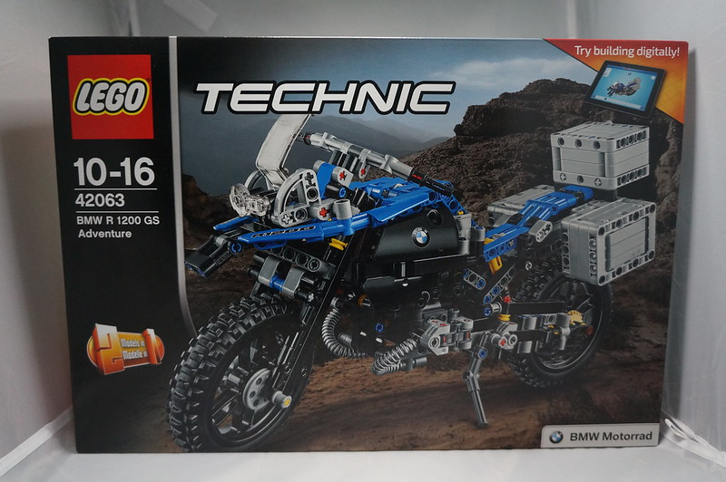 review 42063 bmw r 1200 gs adventure lego technic. Black Bedroom Furniture Sets. Home Design Ideas