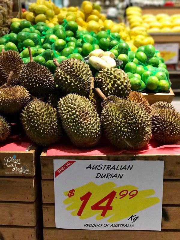 australia durian