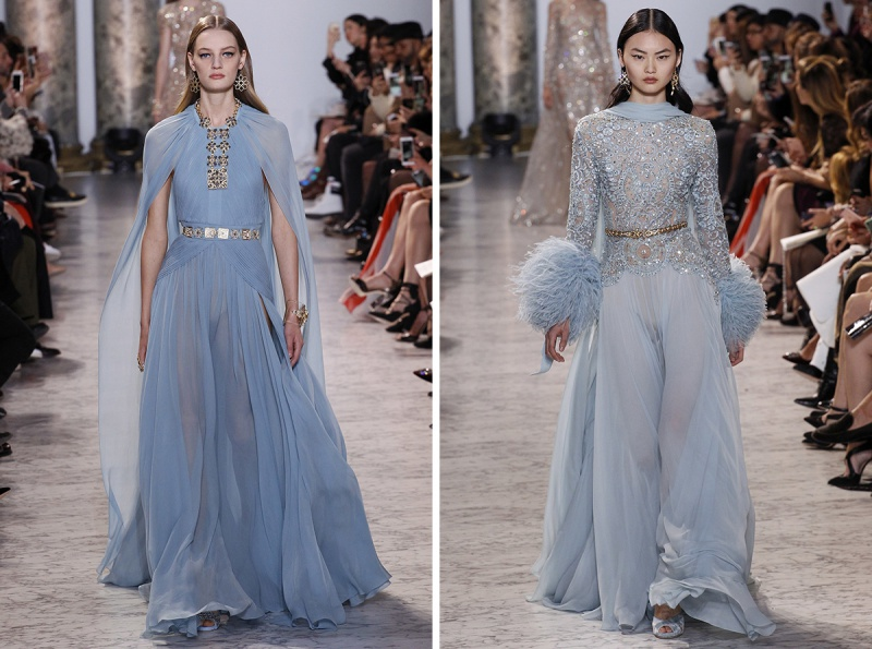 Elie Saab Spring 2017 Couture Collection