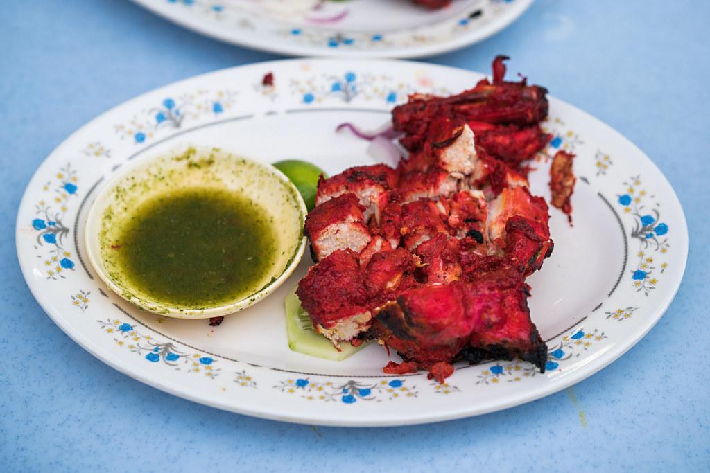 Tandoori Chicken (9 RM)