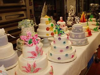 Wedding Cakes, Wedding Cakes! | by taminsea
