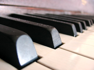 Piano Keys | by Chris Campbell
