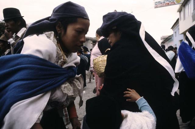 Otavalo women, Ecuador | by Marcelo  Montecino