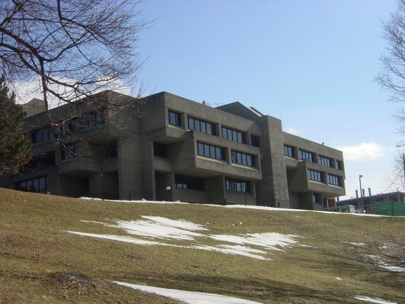 Folsom Library, RPI Troy New York