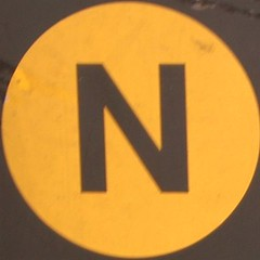 N Train | by rgusick