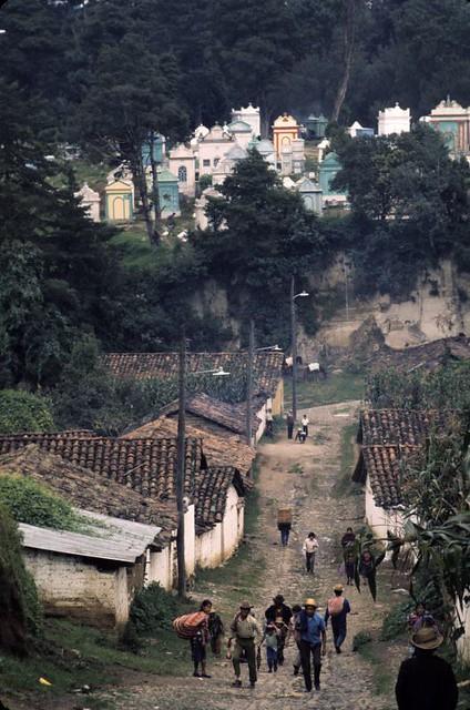 Going Home, Guatemala, 1975 | by Marcelo  Montecino