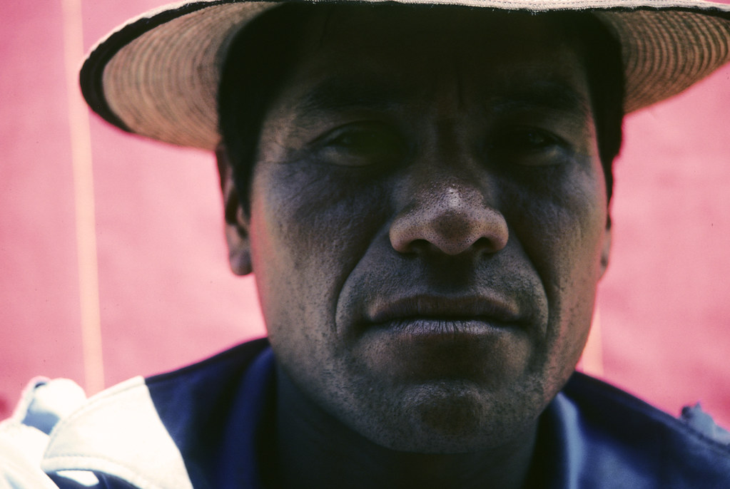 Portrait of a Refugee, Acul, Guatemala | by Marcelo  Montecino