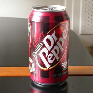 Cherry Dr Pepper Dump Cake