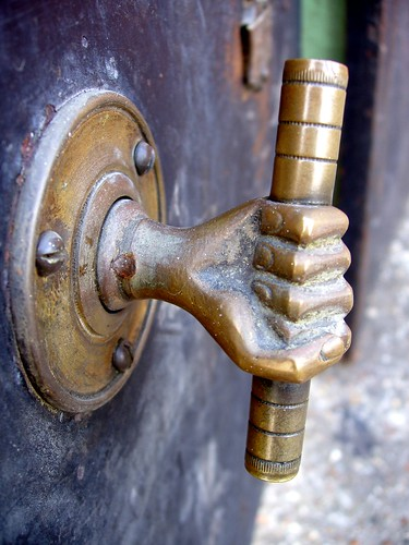 Safe Handle | by Auntie P
