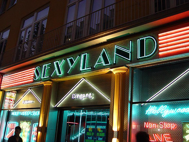 at sexyland münchen