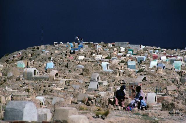 Picnic, El Alto, Bolivia   by Marcelo  Montecino