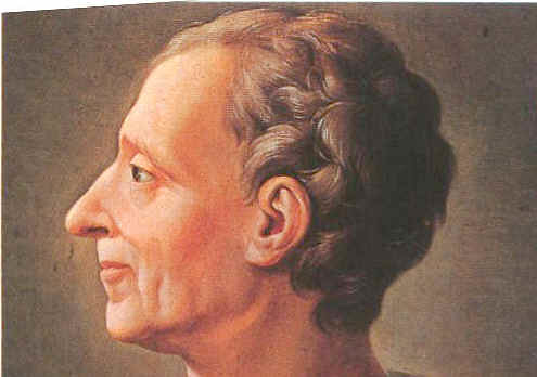 Charles Montesquieu | scan from 《社会历史博物馆》 ISBN 7-5347-1397 ...