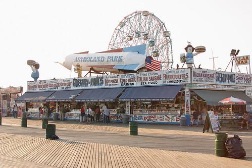 Astroland Coney Island