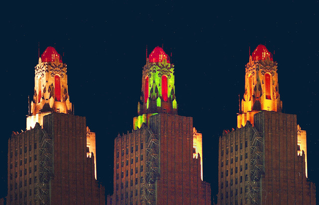 ... Kansas City Power And Light Building | By Gwenu0027s River City Images