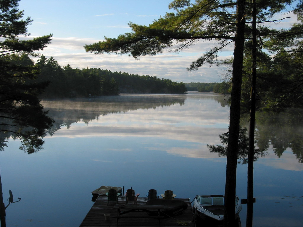 Go Home Lake - Muskoka Lakes, Ontario,Canada | #18 on ...