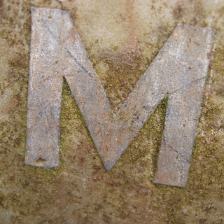 M, pet cemetery, Ashton Court | by knautia