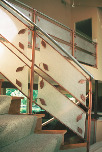 Stair Railing The Saffir S Quot Custom Stair Railing Fab