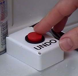 Undo button | by dps