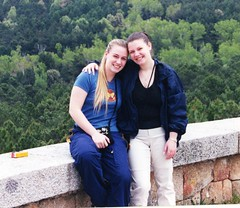 Kim & Jenn in Spain | by jlyn1267
