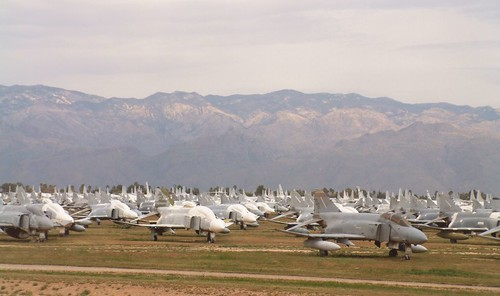 Pima Air Museum Boneyard | by ginjer