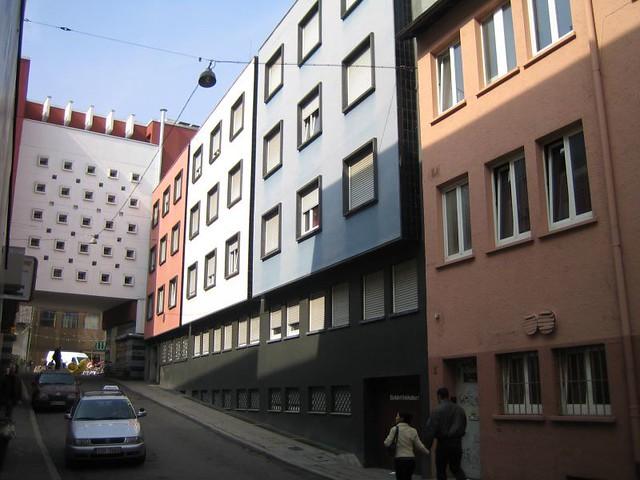 17 HQ Pictures Drei Farben Haus Stuttgart : Horb a. N