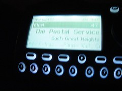 XM Radio Presents The Postal Service | by Kables