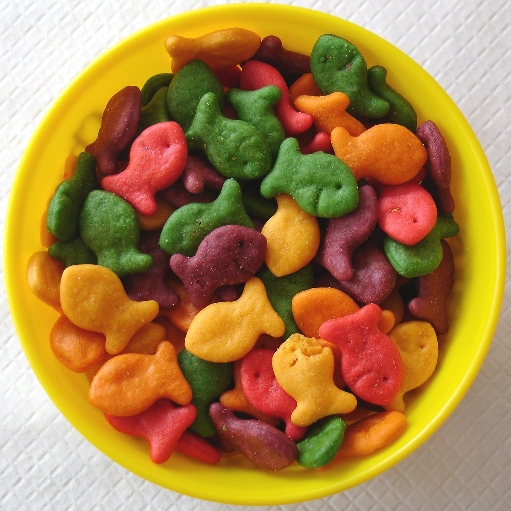 Goldfish Colors Pictures >> The Delicious Truth Pepperidge Farm ...