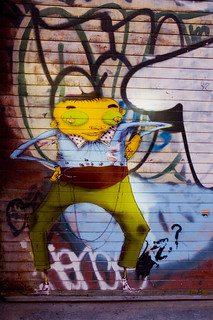 Os Gemeos | by street stars