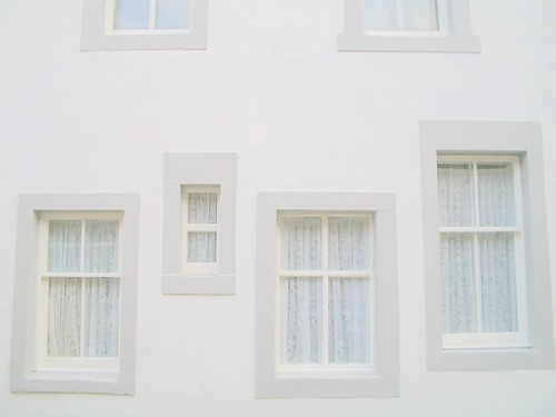 white windows | by jawcey