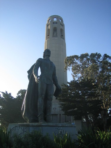 Coit Tower | by sneakerdog