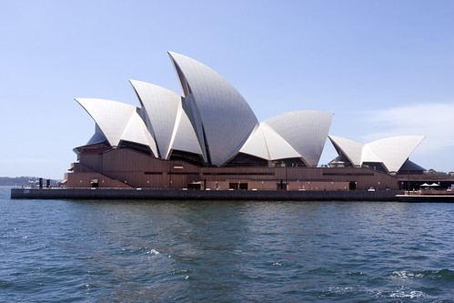 Sydney opera house | by jimmyharris