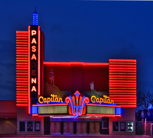 Capitan Theater | by OneEighteen