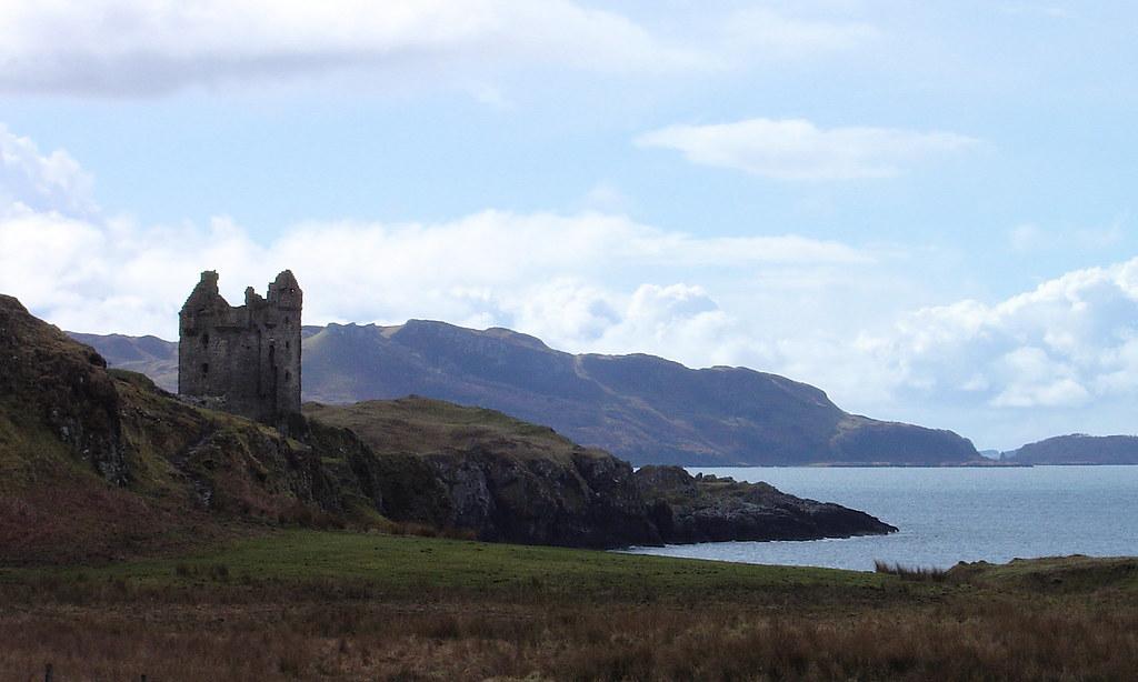 gylen castle is located - photo #39